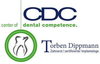 Logo center of dental competence